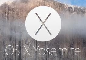 Logotipo OS X Yosemite