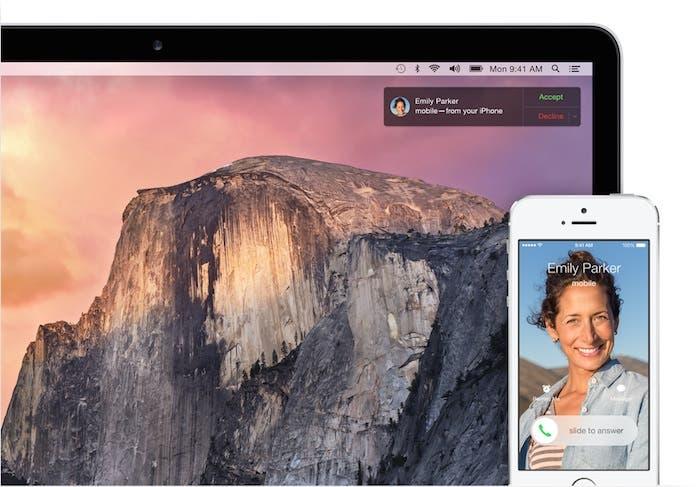 Contuinity iOS y OS X