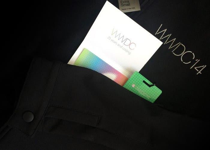 Obsequios de Apple para los asistentes a la WWDC 2014