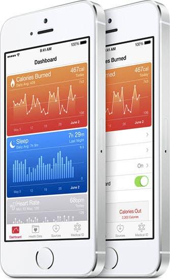 Nueva aplicación para controlar nuestra salud en iOS 8