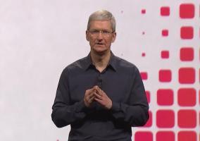 Presentación de Tim Cook en la WWDC 2014