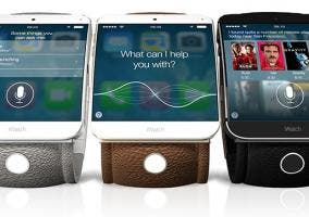 Posible diseño del iWatch de Apple