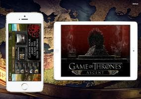 Game of Thrones Ascent en iPad Air y iPhone 5s