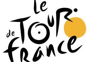 Logo de El Tour de Francia 2014