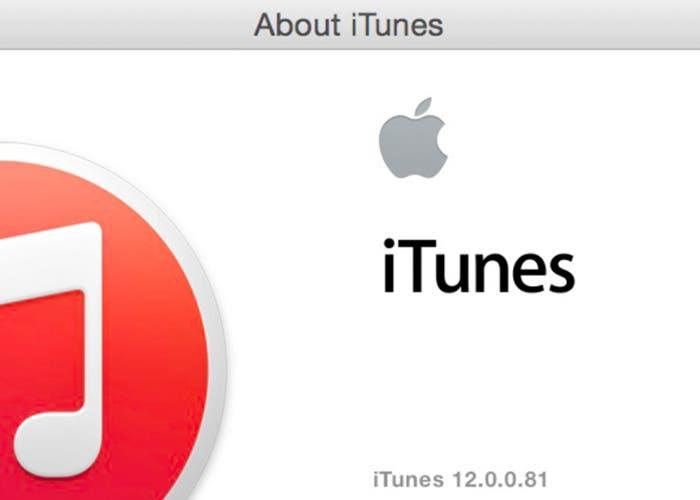 iTunes 12 ya disponible para desarrolladores