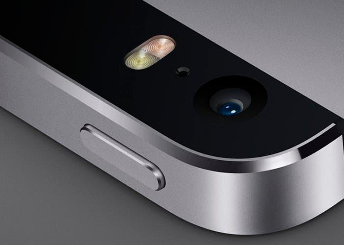 Posible aspecto de la cámara del iPhone 6