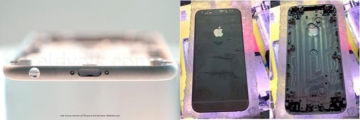 Carcasa del iPhone 6 según Feld & Volk