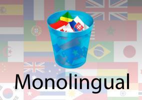 Logo de Monolingual para Mac