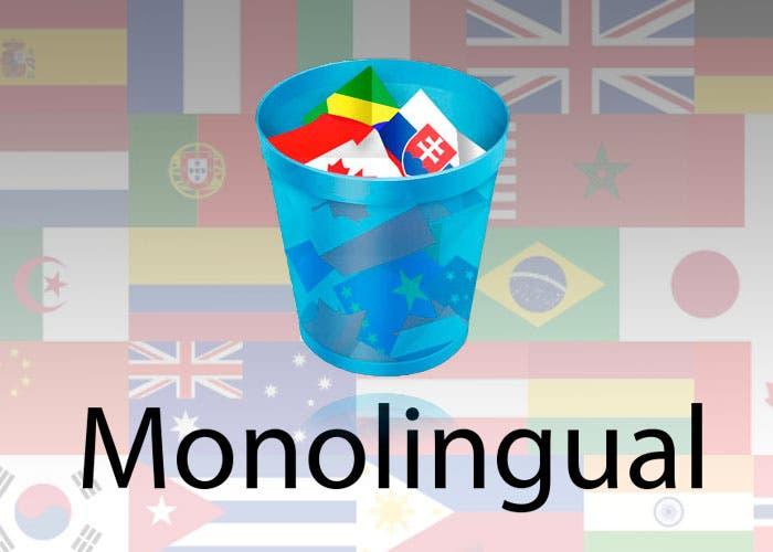 Monolingual para Mac