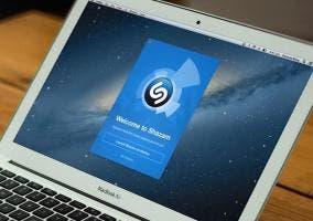 Aplicación de Shazam para Mac