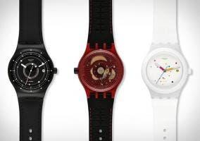 Relojes de Swatch