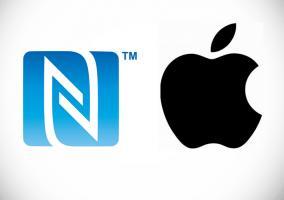Logos de Apple y NFC