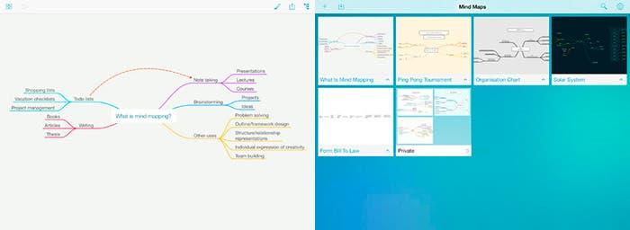 Crea diagramas en tu iPad con estas cinco aplicaciones