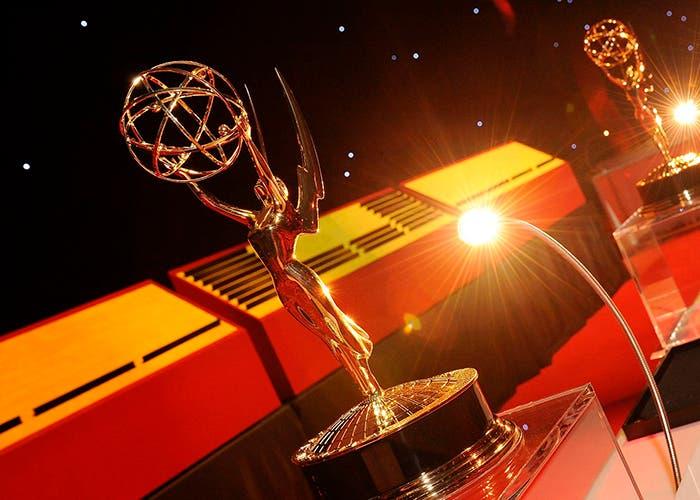 Estatua obsequio de los premios Emmy