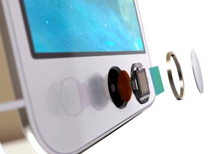 Touch ID en el iPhone 5s