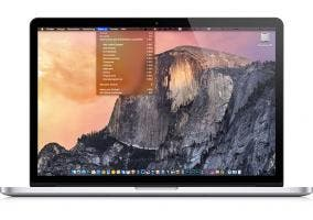 OS X Yosemite en un MacBook Air