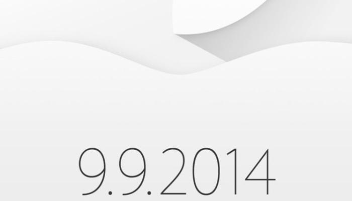 Evento donde veremos el iPhone 6 entre otras cosas