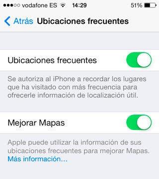 Funciones en tu Apple iPhone 6