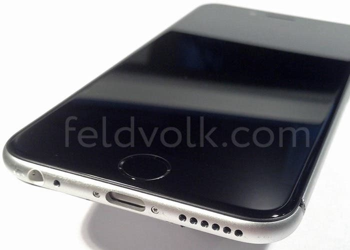 Filtración del iPhone 6
