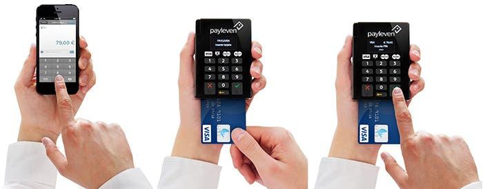Pasos para usar payleven