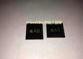 Nuevo chip Apple A8