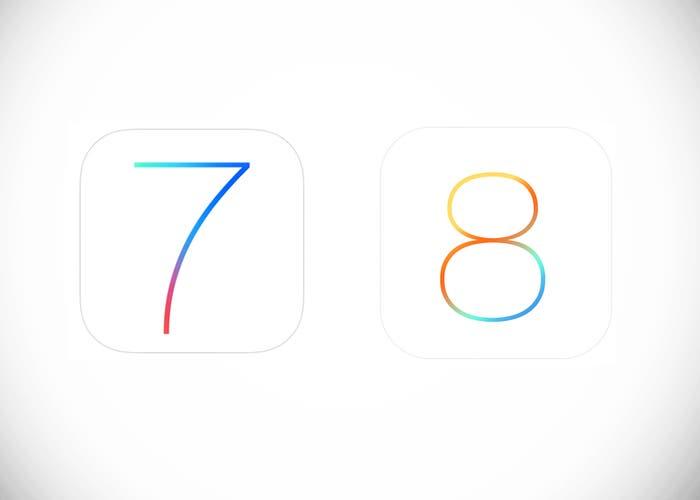 Volver de iOS 8 a iOS 7