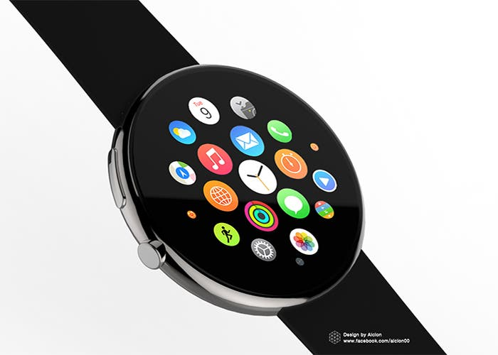 Apple Watch Circular