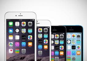 ¿Qué iPhone me compro? iPhone 6, iPhone 6 Plus, iPhone 5s, iPhone 5c