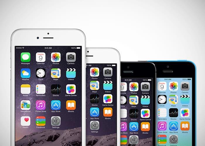 ¿Qué iPhone me compro? iPhone 6, iPhone 6 Plus, iPhone 5s, iPhone 5c