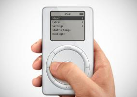 Click-wheel del iPod