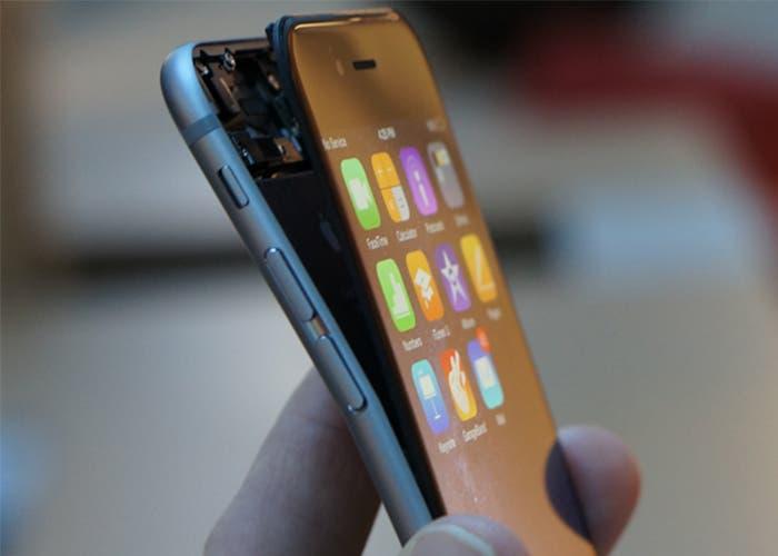 Cómo doblar un iPhone 6