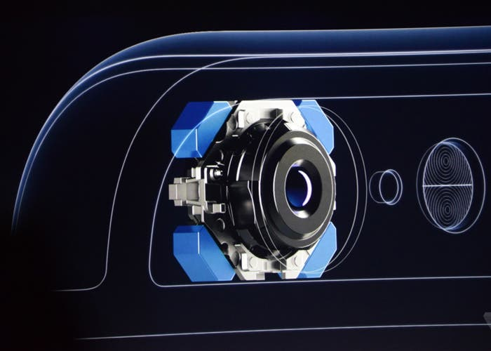 Estabilzador óptico del iPhone 6
