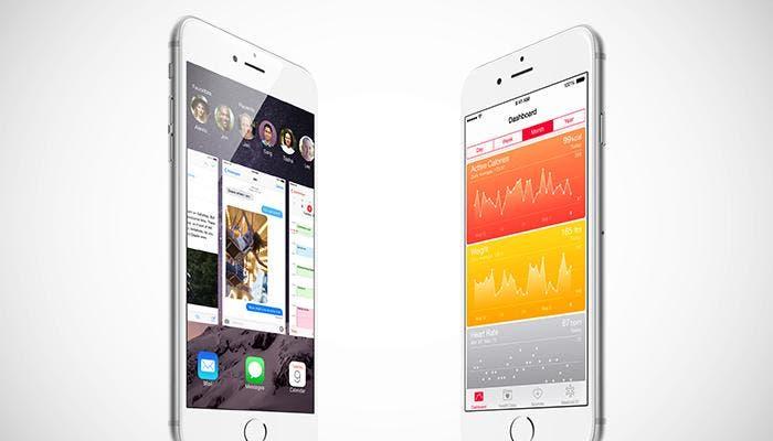 iPhone 6 y iPhone 6 Plus, frente a frente