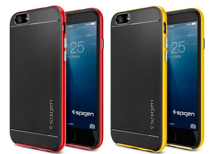 iphone-6-funda-spigen-neo-hybrid