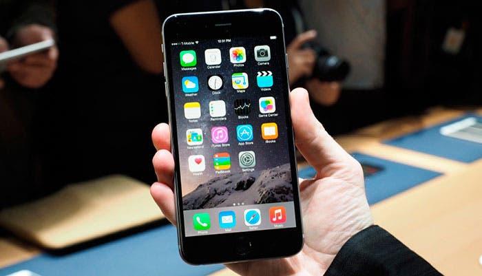 iPhone 6 Plus visto en Engadget