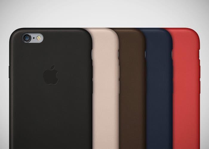 Fundas de piel para el iPhone 6