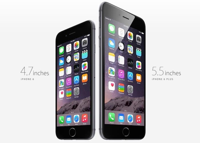 iPhone 6 Portada