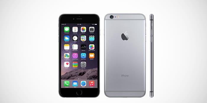 Cómo es el iPhone 6 Plus