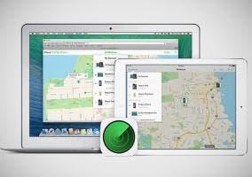 Buscar mi iPhone en Mac y iPad