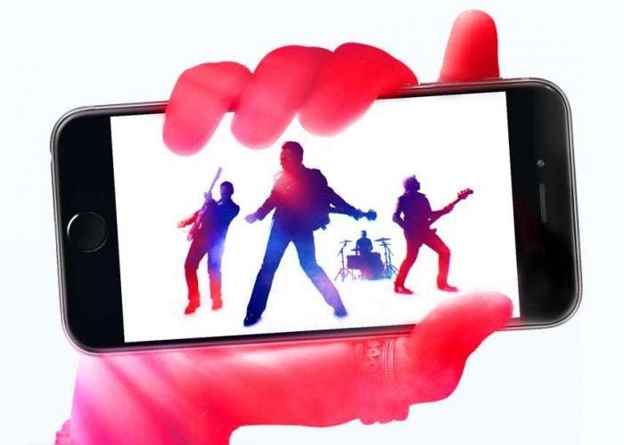 Álbum Songs of Innocence de U2