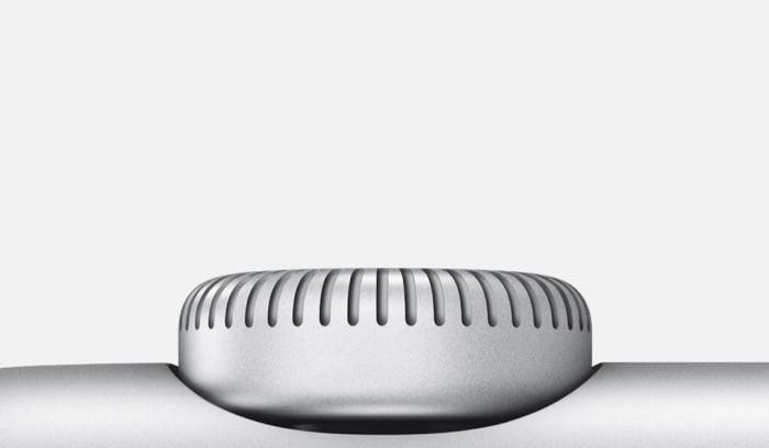Corona Digital del Apple Watch