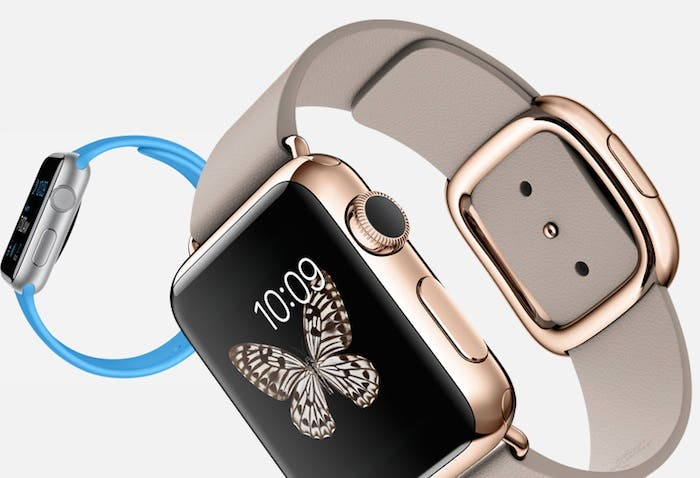 Apple Watch en primavera de 2015