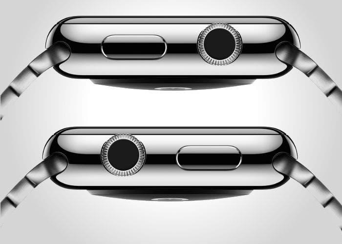 El Watch será compatible tanto para diestros como para zurdos