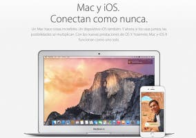 Handoff en cualquier Mac