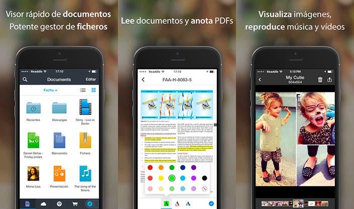 Gestionas tus archivos PDF con Documents 5