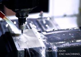 Máquina de precisión para la fabricación de las fundas Gresso