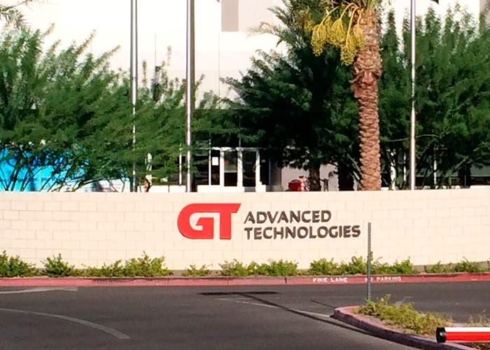 Una de las sedes de GT Advanced Technologies