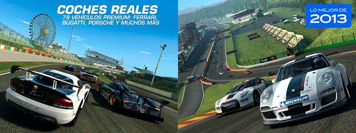 Real Racing 3 para iPad