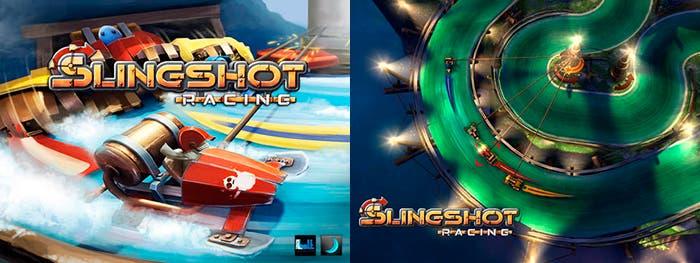 Juego Slingshot Racing