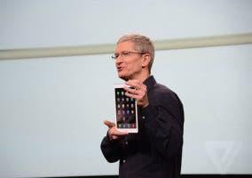 Presentación del iPad Air 2